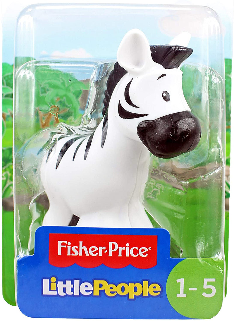 Little People Fisher Price Farmyard Zoo Animal Figure - Zebra