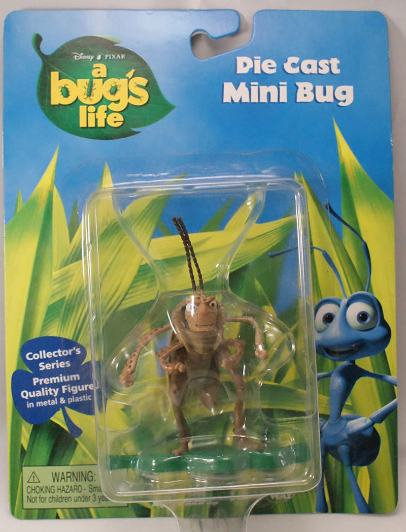 A Bug's Life Hopper Mint 0n card, 1990's ?