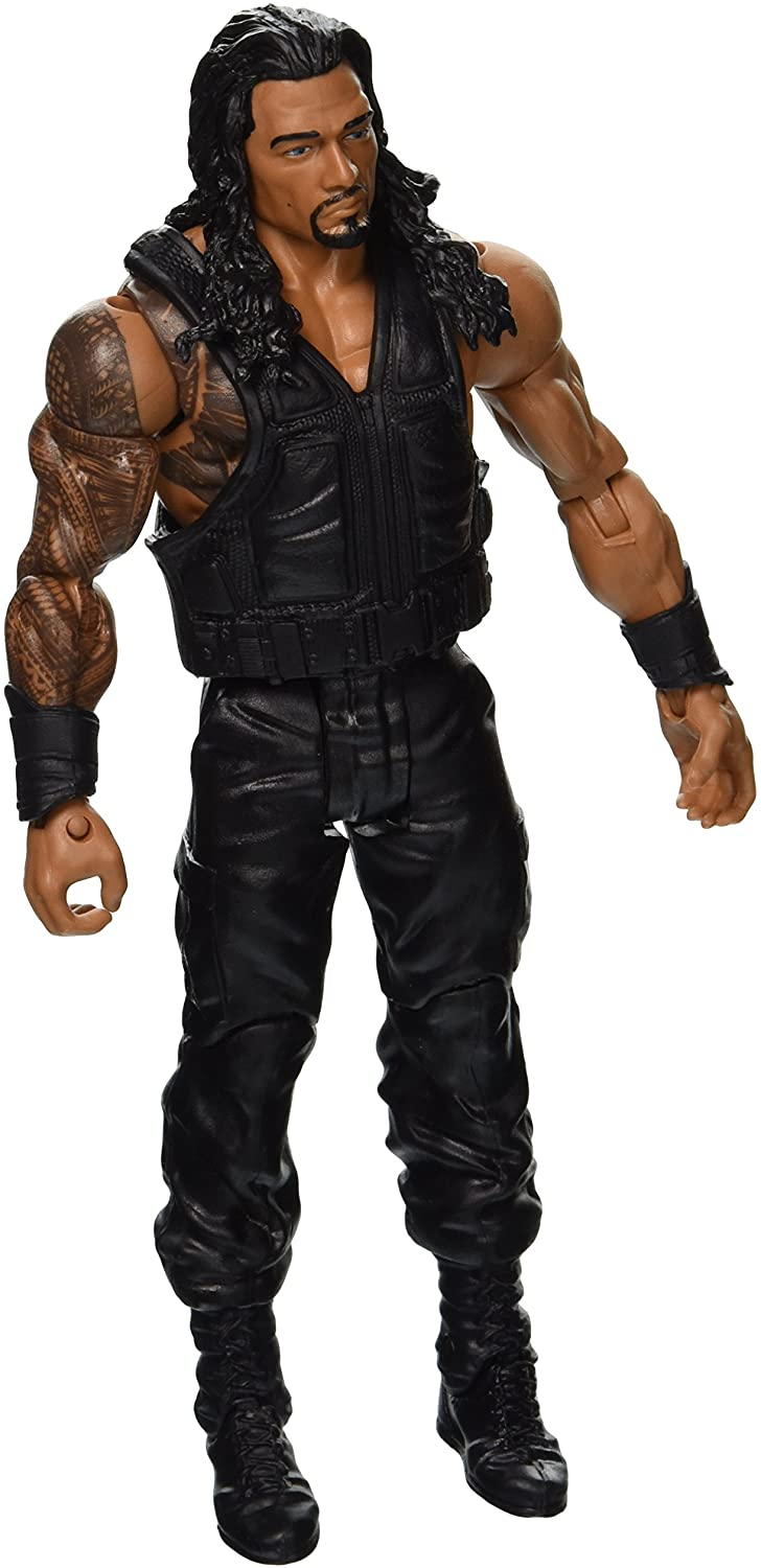 WWE Figure Series #49 - Superstar #27 Roman Reigns Action Figure