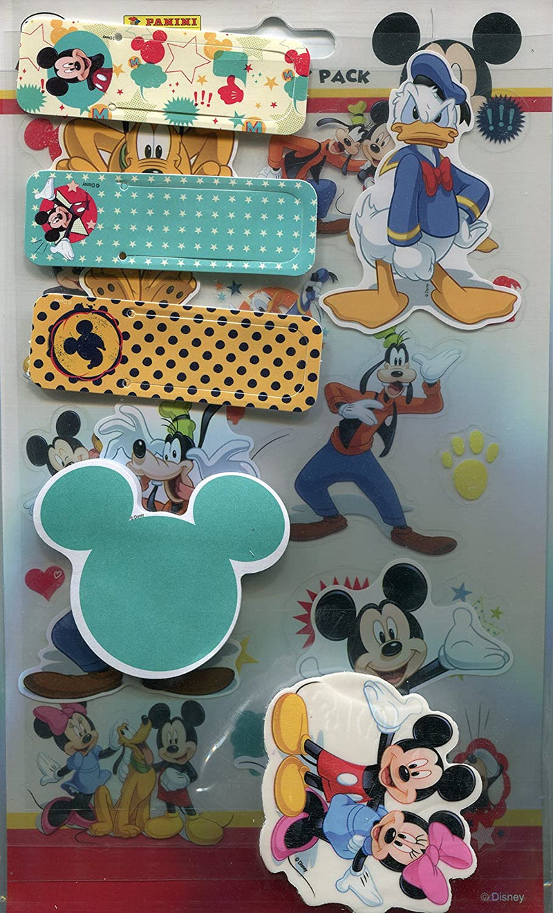 Panini Mickey Mouse Accessory Packs