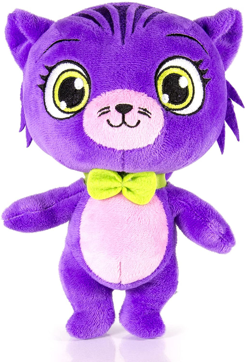 Little Charmers Pets 7 Inch Plush Soft Toy - Hazel's Cat Seven