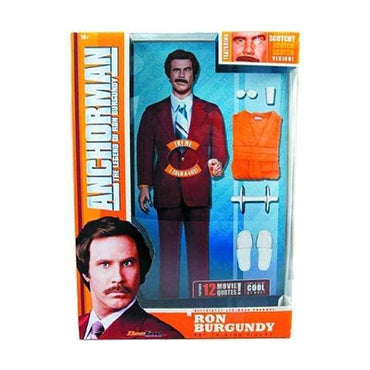 "Anchorman 13"" Talking Action Figure: Ron Burgundy"