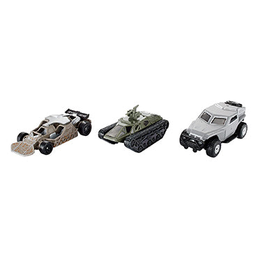 Fast & Furious 3 Pack of Cars Custom Mission Pack