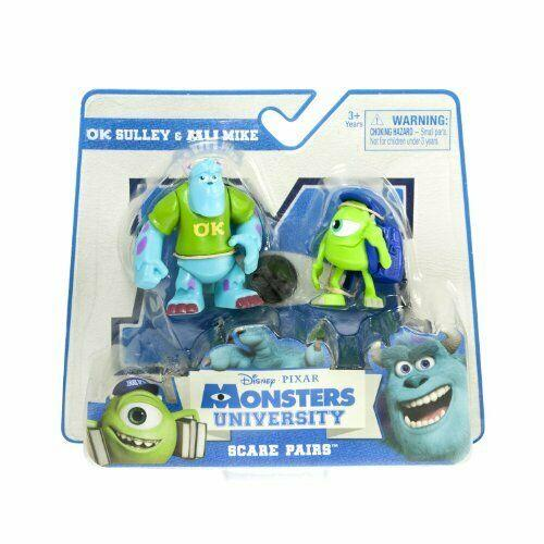 Disney Monsters University - Scare Pairs - Sully And Mike - Spin Master
