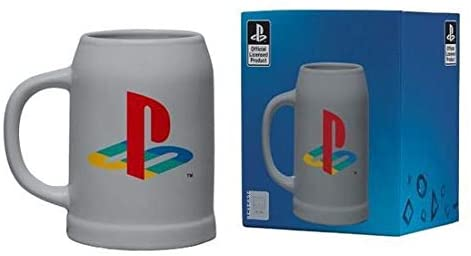Playstation Classic Ceramic Stein Officially Licensed Beer Mug