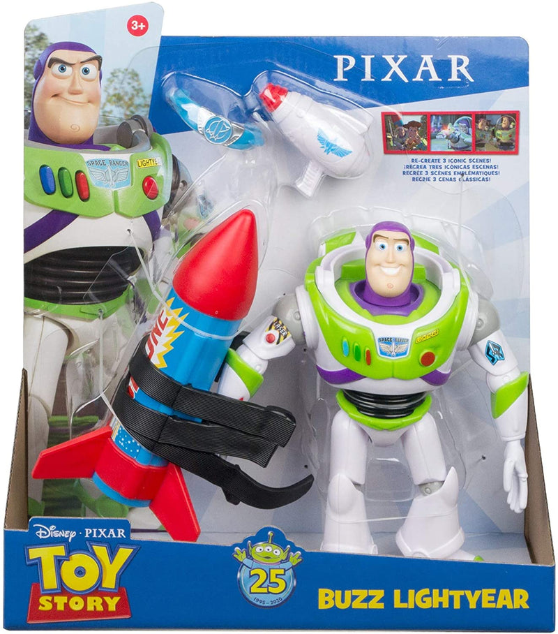 Disney Toy Story GJH49 Pixar 25th Anniversary Buzz Lightyear