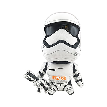 Star Wars - SW01921 - Stormtrooper, plush figure with sound, medium