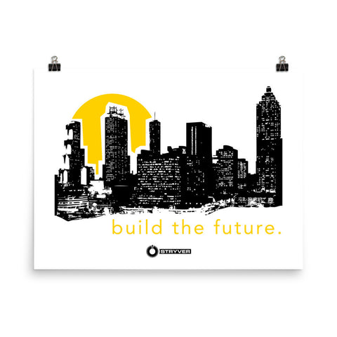 Build The Future- CityScape