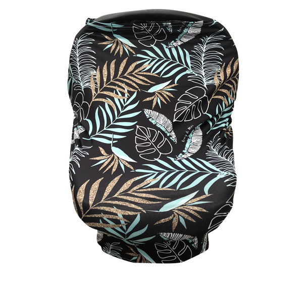Night Moves Glitter Palm Multi Purpose Nursing Cover