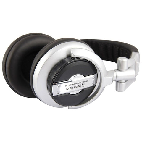 Professional Noise-Canceling Studio Headphones