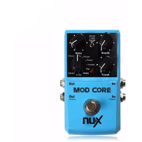 Multi Modulation Guitar Effect Pedal