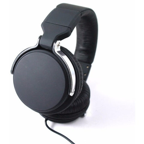 Professional Noise-Canceling Studio Headphones with Microphone