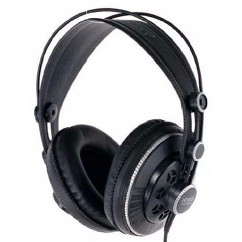 Professional Noise-Canceling Semi Open Studio Headphones