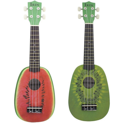 "21"" Watermelon/Kiwi Ukelele 4-string"