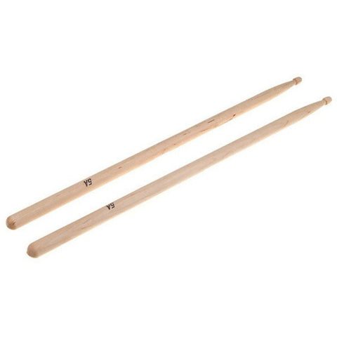 1 Pair 5A Maple Drumsticks