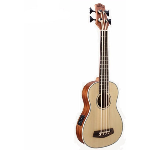 "30"" Ukulele Bass Guitar Acoustic/Electric"
