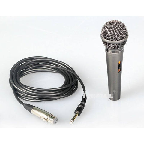 High Sensitivity Dynamic Microphone with Cable