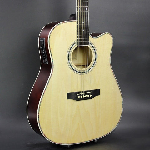 "41"" Dreadnought Electric Acoustic 6 String"