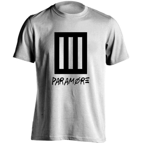 Paramore T-Shirt Punk Rock Unisex
