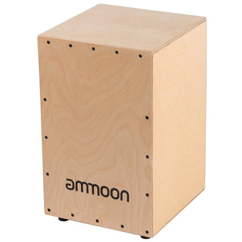 Wooden Drum Box Cajon Persussion