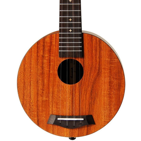 "21"" Mountain-type Classical Head Concert Ukulele"