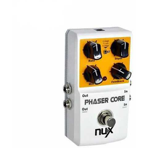 Phase Shifter Guitar Effect Pedal