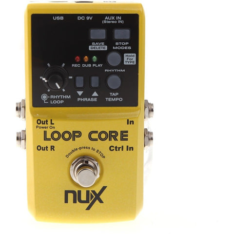 Loop Core Guitar Effect Pedal