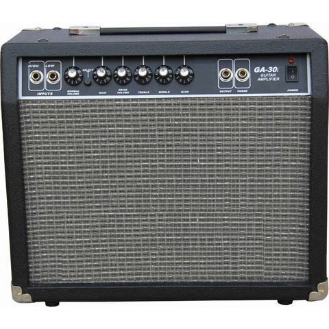 30W Large Guitar Amplifier