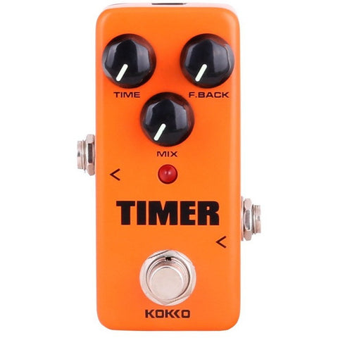 Timer/Delay Guitar Effect Pedal