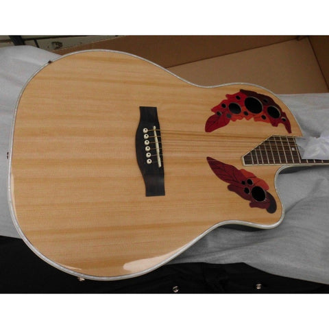 Ovation Electric Acoustic Guitar with Hardcase