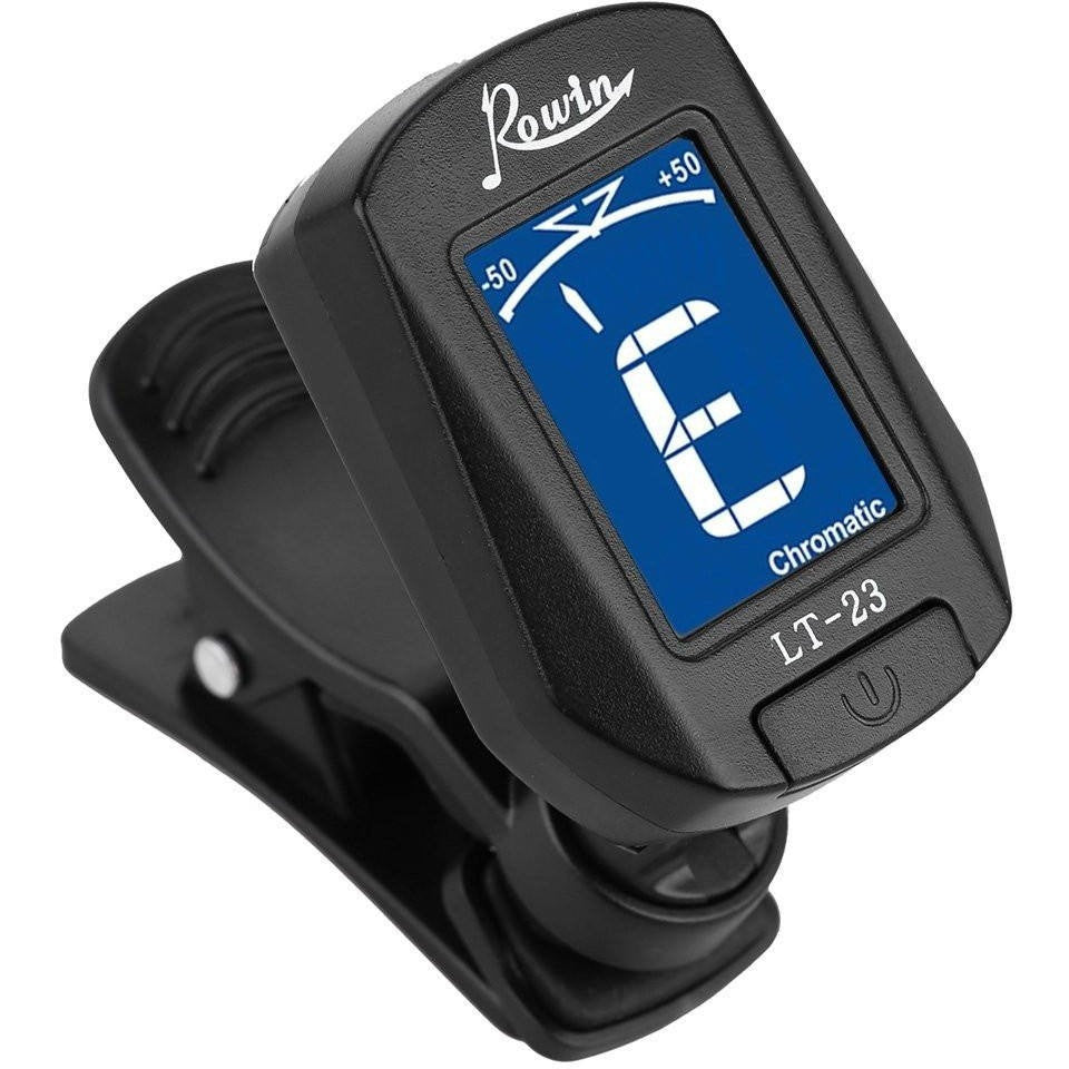 Clip On Stringed Instrument Chromatic Tuner