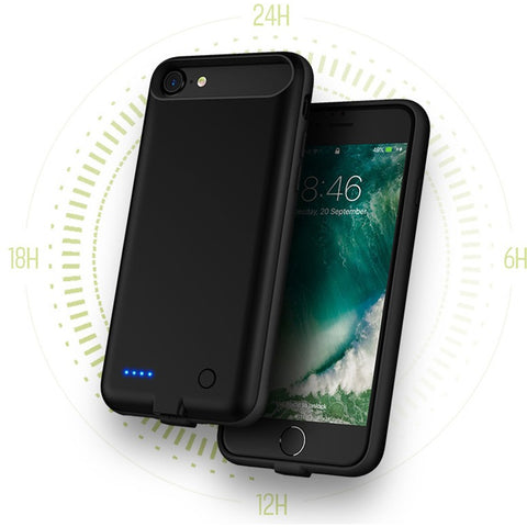 Battery Charging Case for iPhone 7 / 7 Plus