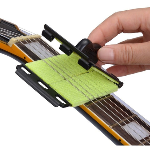 Stringed Instrument String Cleaner