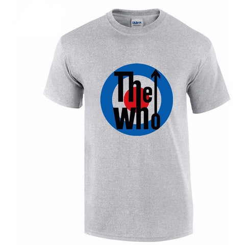The Who Rock and Roll T=Shirt Short Sleeve