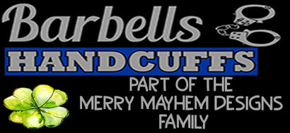 Barbells and Handcuffs