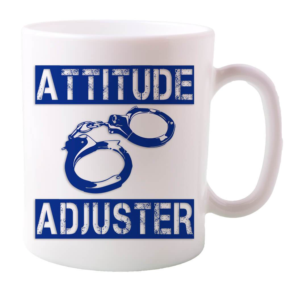 ATTITUDE ADJUSTER COFFEE MUG