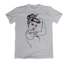 "GIRL POWER - AUTISM MOM AUTISM SUPPORT ""GIRL POWER"" GRAPHIC SHIRT"