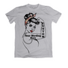 "GIRL POWER - CUSTOM PERSONALIZED ""GIRL POWER"" GRAPHIC SHIRT"