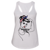 "GIRL POWER - MILITARY WIFE VETERAN TRIBUTE ""GIRL POWER"" GRAPHIC SHIRT"