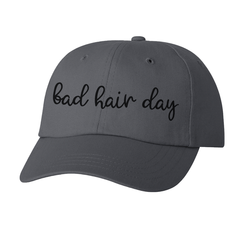 "HAT - BAD HAIR DAY ""DAD"" HAT"