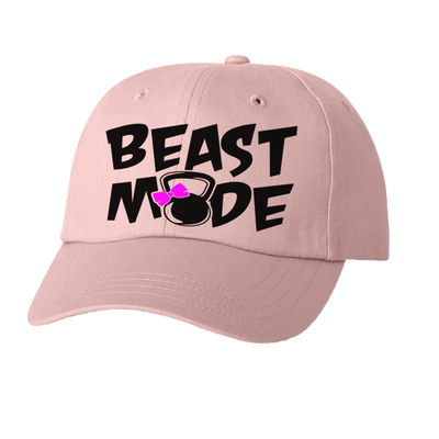 HAT - BEAST MODE ATHLETIC STYLE DAD HAT