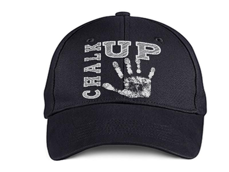 CHALK UP TWILL BALL CAP