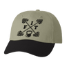 "HAT - ""FIT"" GRAPHIC ATHLETIC STYLE DAD HAT"