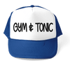 HAT - GYM & TONIC ATHLETIC TRUCKER STYLE  HAT