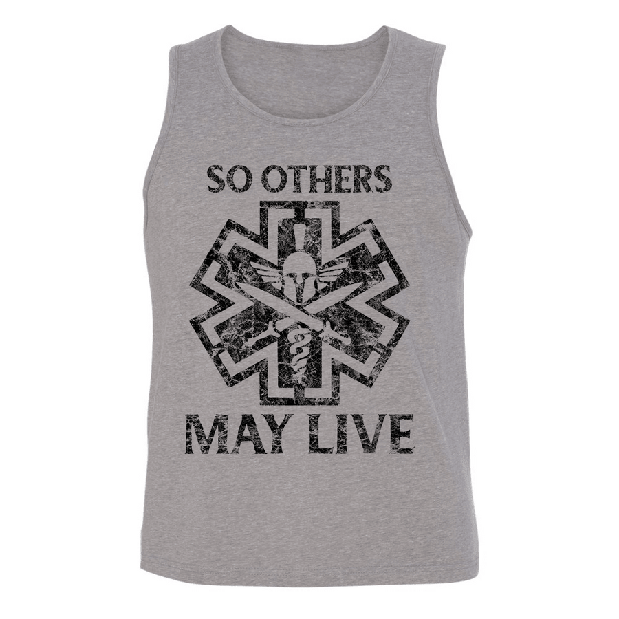 SO OTHERS MAY LIVE MENS TANK TOP