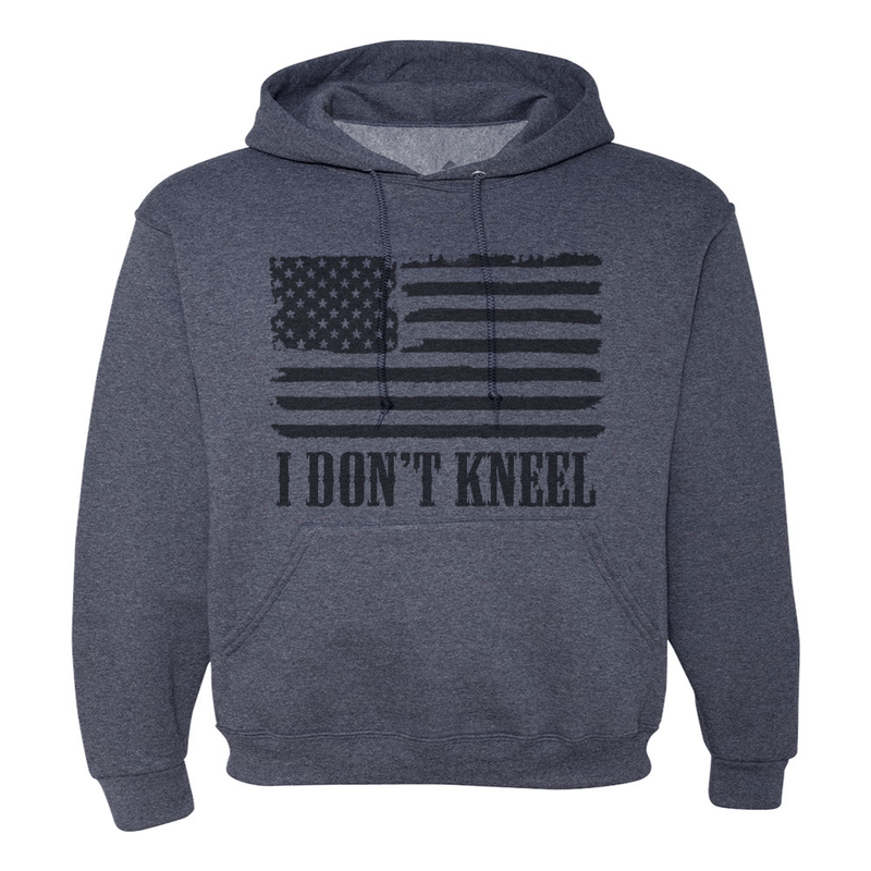 Patriotic Design - I DON'T KNEEL USA SUPPORT SHIRT