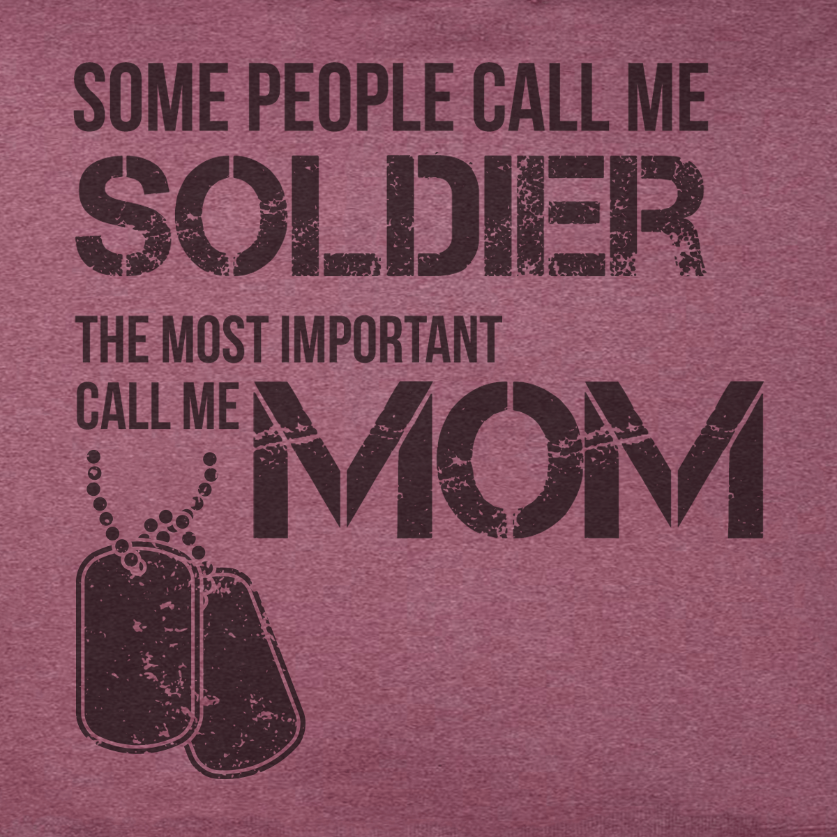 PERSONALIZED MILITARY MOM/DAD/GRANDPA SHIRT