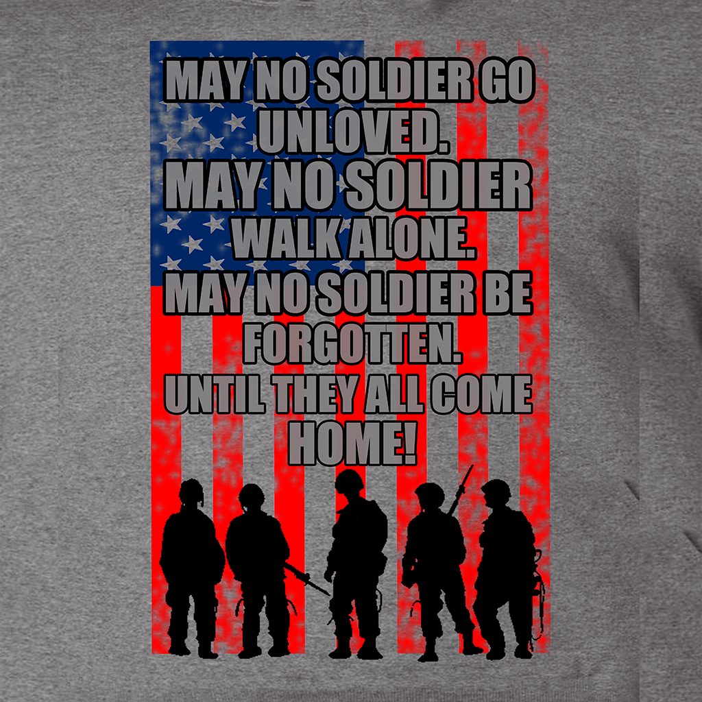 VETERANS MEMORIAL GRAPHIC SHIRT
