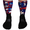 SOCKS - STARS AND STRIPES ATHLETIC OR COMPRESSION SOCKS