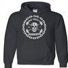 Sweatshirt - B & H SKULL LOGO HOODED SWEATSHIRT/T-SHIRT